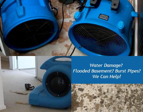 fire & water damage restoration
